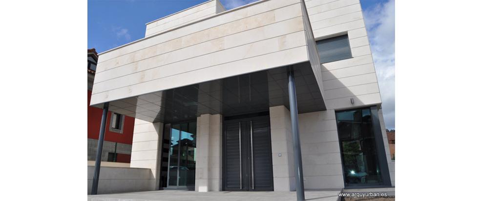 Vivienda Unifamiliar en Oviedo, Asturias