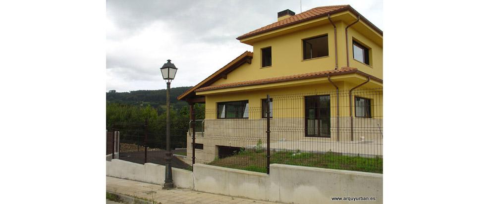 Vivienda Unifamiliar en Colunga, Asturias