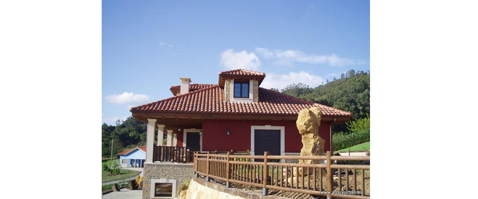 Vivienda Unifamiliar en Caravies, Asturias