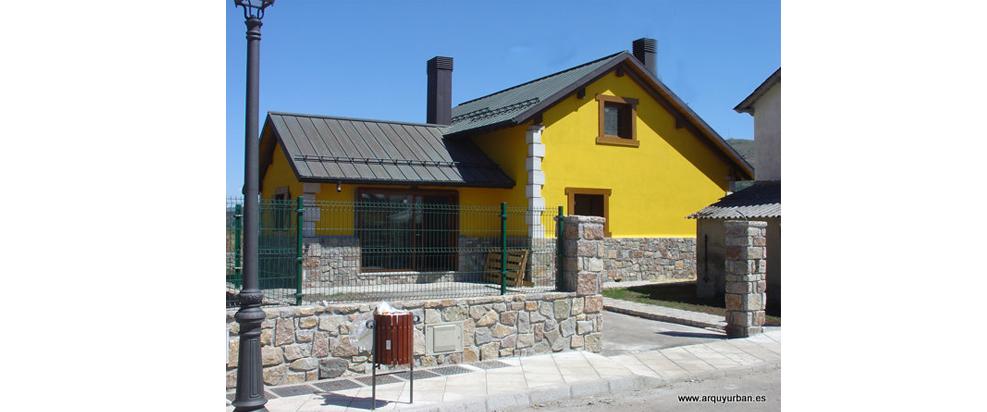 Viviendas Unifamiliares en Piedrafita de Babia (7), León