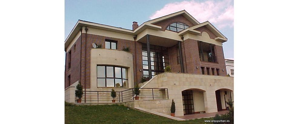 Vivienda Unifamiliar en Montealto, Oviedo