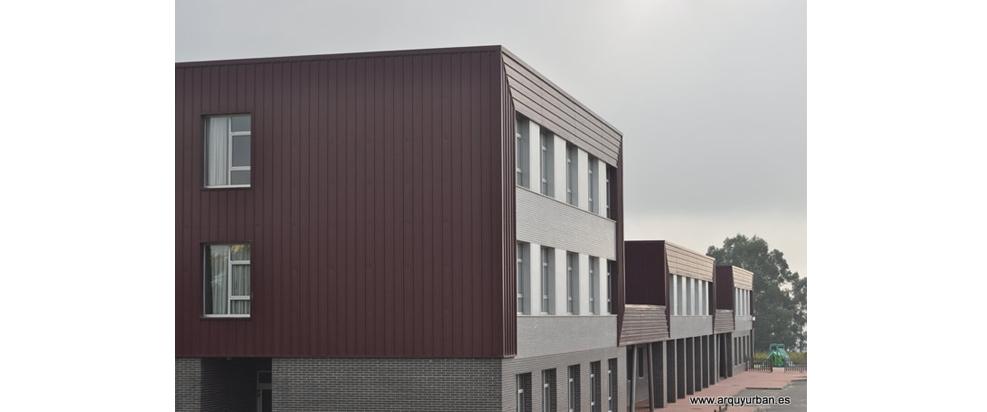Colegio Público de Colombres, Asturias