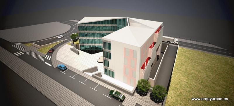 Edificio E.ON España, Santander, Cantabria