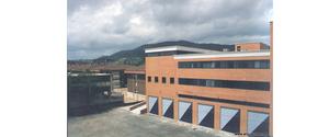 Edificio de Bomberos y Policia Local, Oviedo, Asturias